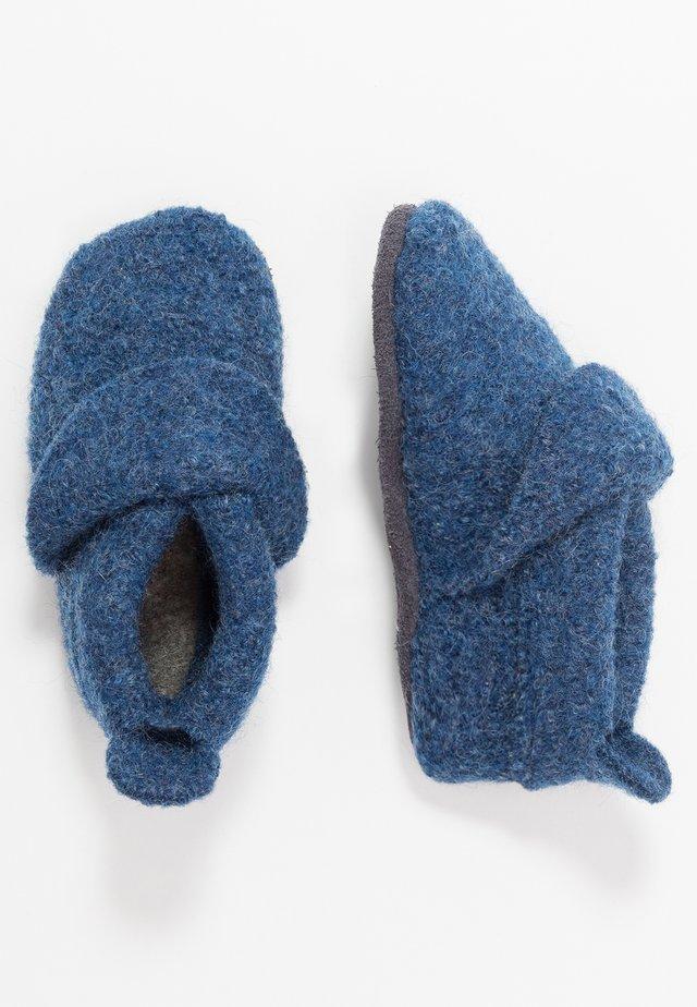 UNI - Tøfler - jeansblau