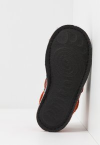 POLOLO - KIGA FUCHS - Chaussons - tobago/orange - 5
