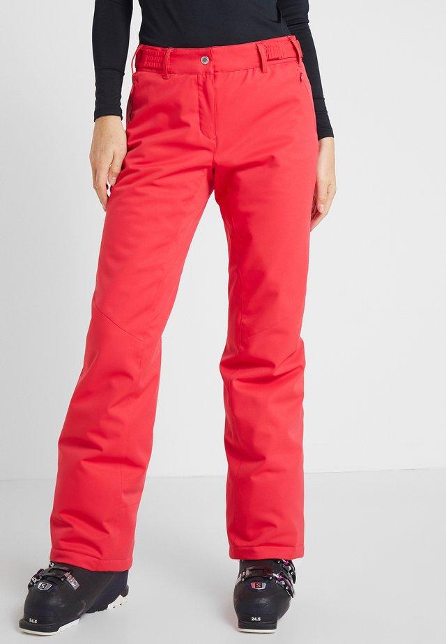 Snow pants - magenta
