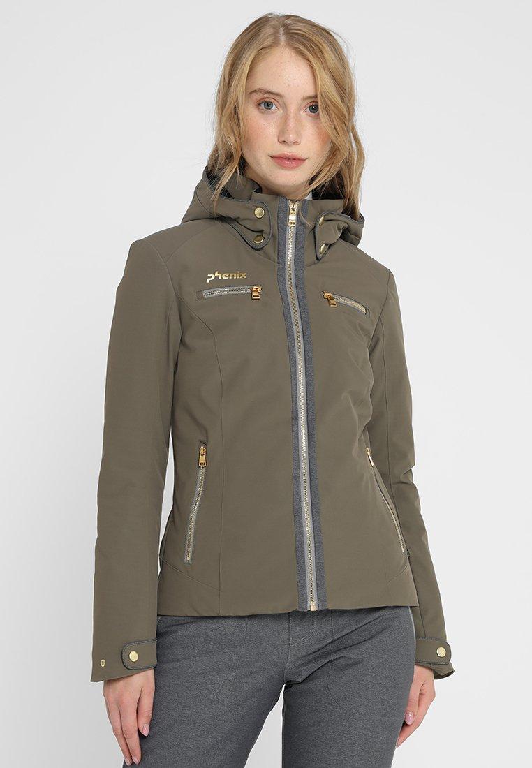 Phenix - NEKOMA - Ski jacket - khaki