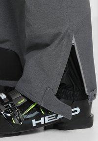 Phenix - HAKUBA SALOPETTE - Pantalón de nieve - heather grey - 6
