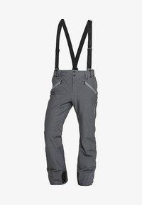 Phenix - HAKUBA SALOPETTE - Pantalón de nieve - heather grey - 7