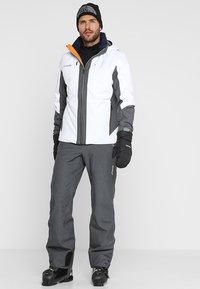 Phenix - HAKUBA SALOPETTE - Pantalón de nieve - heather grey - 1