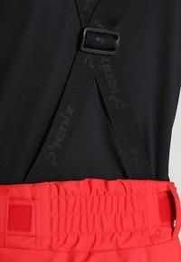 Phenix - HAKUBA SALOPETTE - Pantalón de nieve - red - 8
