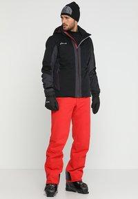 Phenix - HAKUBA SALOPETTE - Pantalón de nieve - red - 1