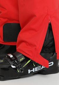 Phenix - HAKUBA SALOPETTE - Pantalón de nieve - red - 6