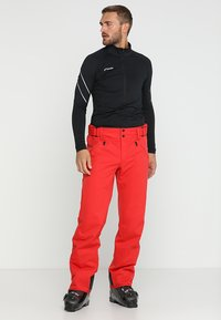 Phenix - HAKUBA SALOPETTE - Pantalón de nieve - red - 3