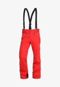 Phenix - HAKUBA SALOPETTE - Pantalón de nieve - red - 7