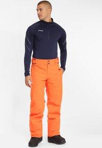 Phenix - ARROW - Pantalón de nieve - vivid orange - 0