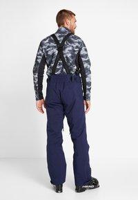 Phenix - ARROW - Pantalón de nieve - dark navy - 2