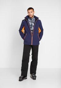 Phenix - LASER JACKET - Chaqueta de snowboard - dark navy - 1