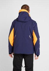 Phenix - LASER JACKET - Chaqueta de snowboard - dark navy - 2