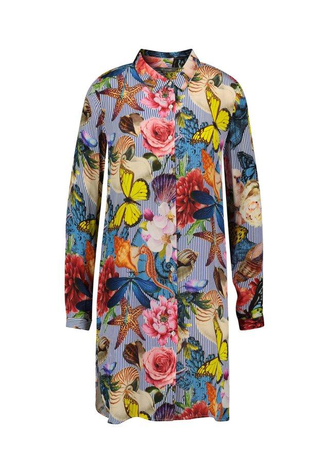 PRINCESS GOES HOLLYWOOD DAMEN BLUSENKLEID - Shirt dress - blau (51)