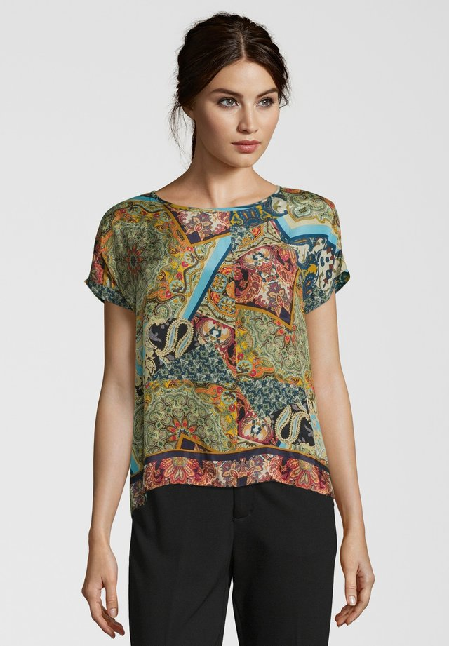 SHIRT PERSER PATCH - Blouse - multicolor