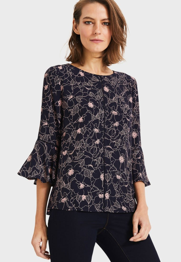 Phase Eight - Blouse - navy