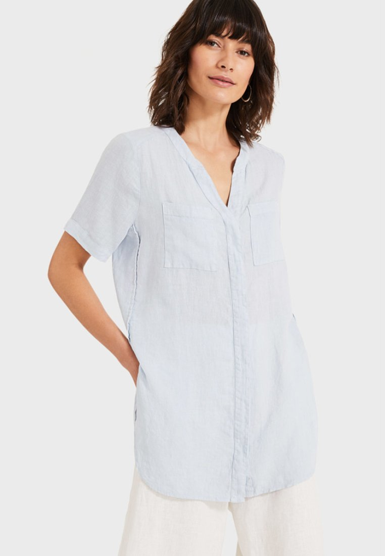 Phase Eight - WILLOW - Tunic - soft blue