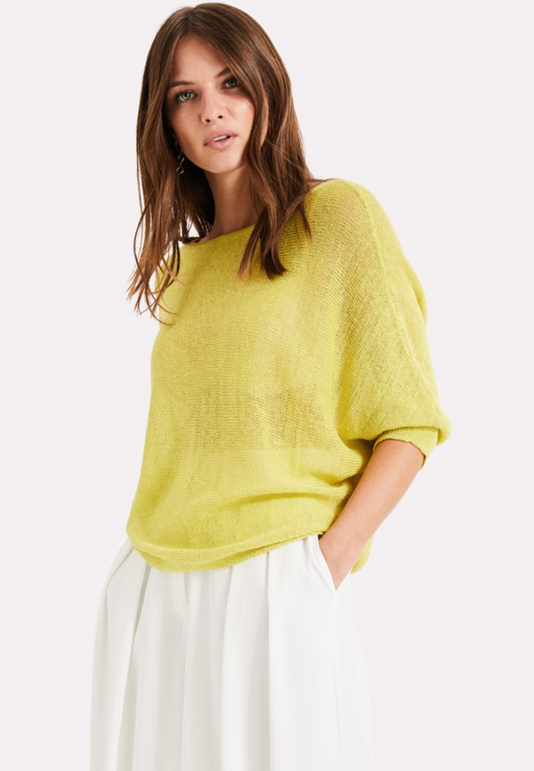 Phase Eight - DELMI  - Jumper - yellow