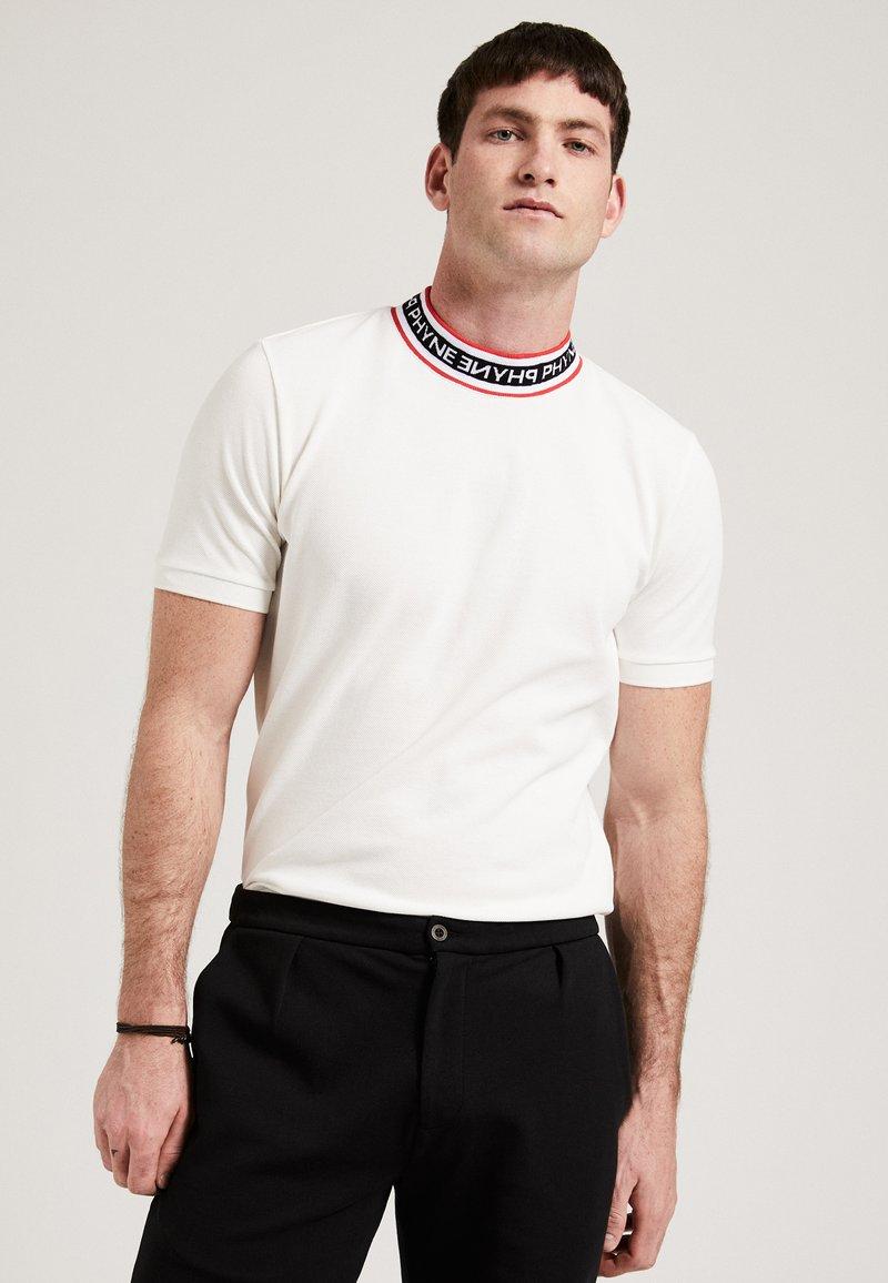 Phyne - T-Shirt print - white