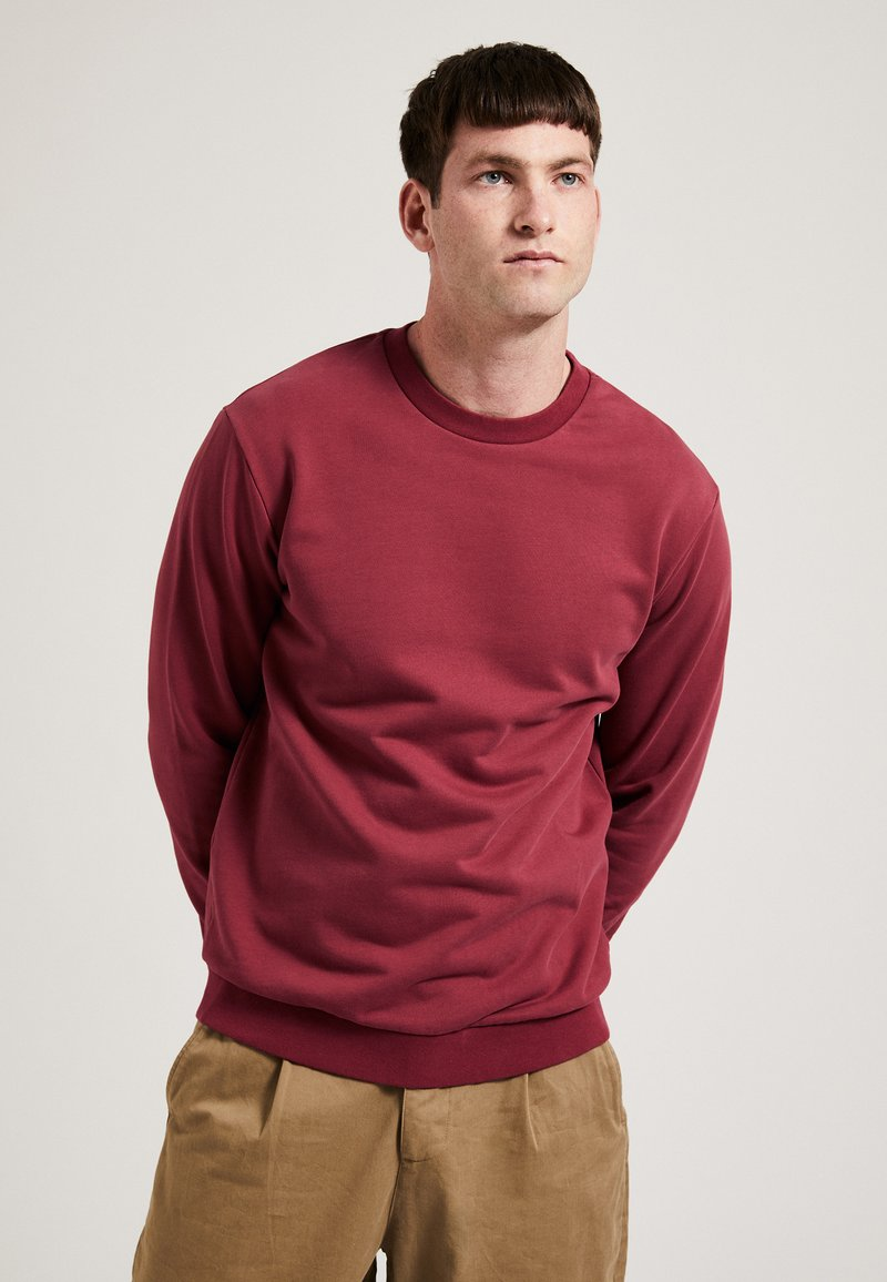 Phyne - Sweatshirt - bordeaux