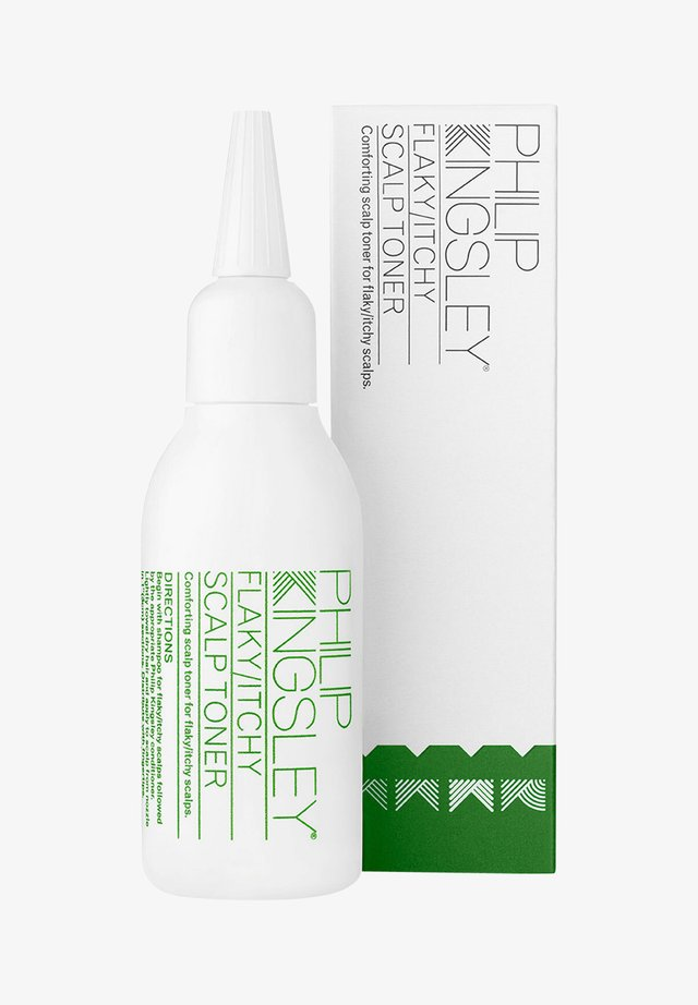 PHILIP KINGSLEY SCALP TONER FLAKY/ITCHY SCALPS - Hair mask - -