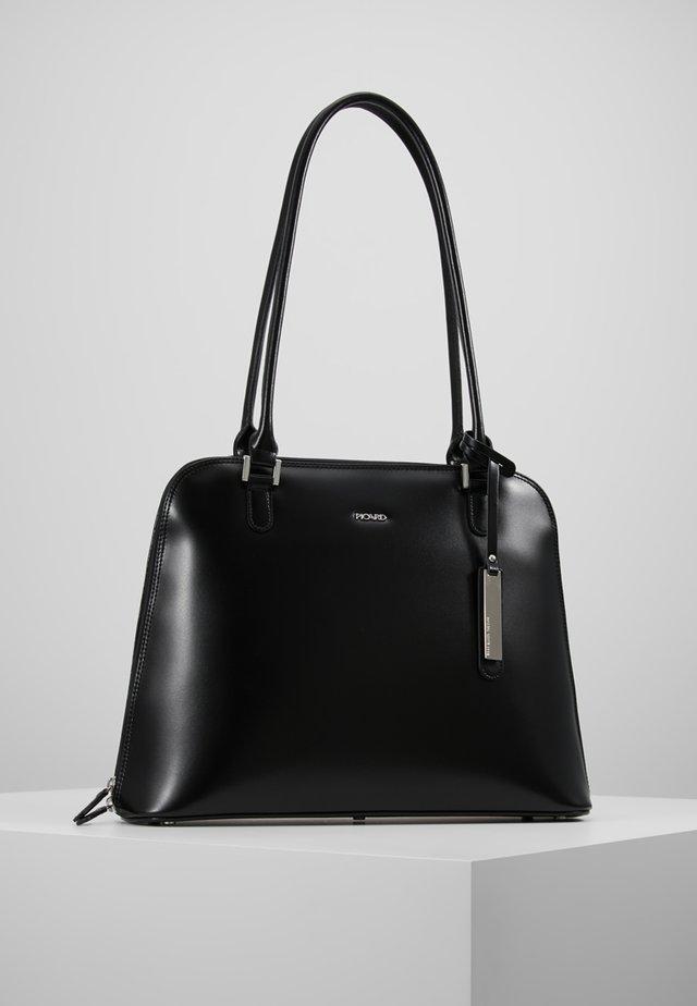 BERLIN - Handtasche - schwarz