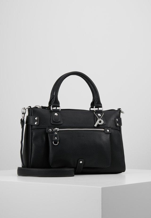 LOIRE - Handbag - schwarz