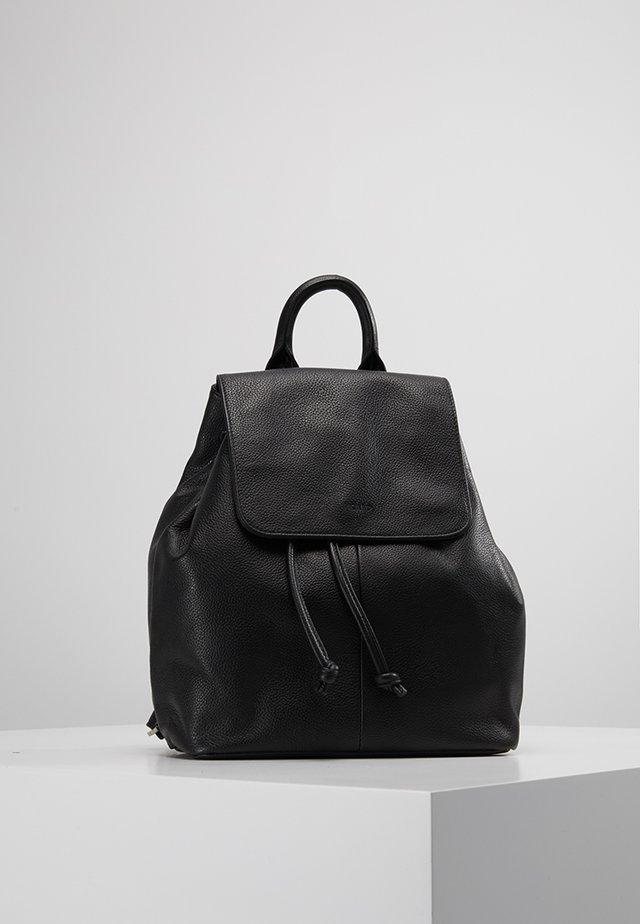 LUIS - Plecak - schwarz