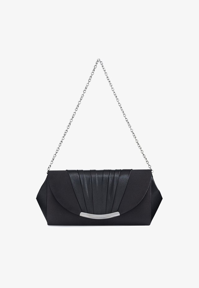 SCALA - Clutch - black