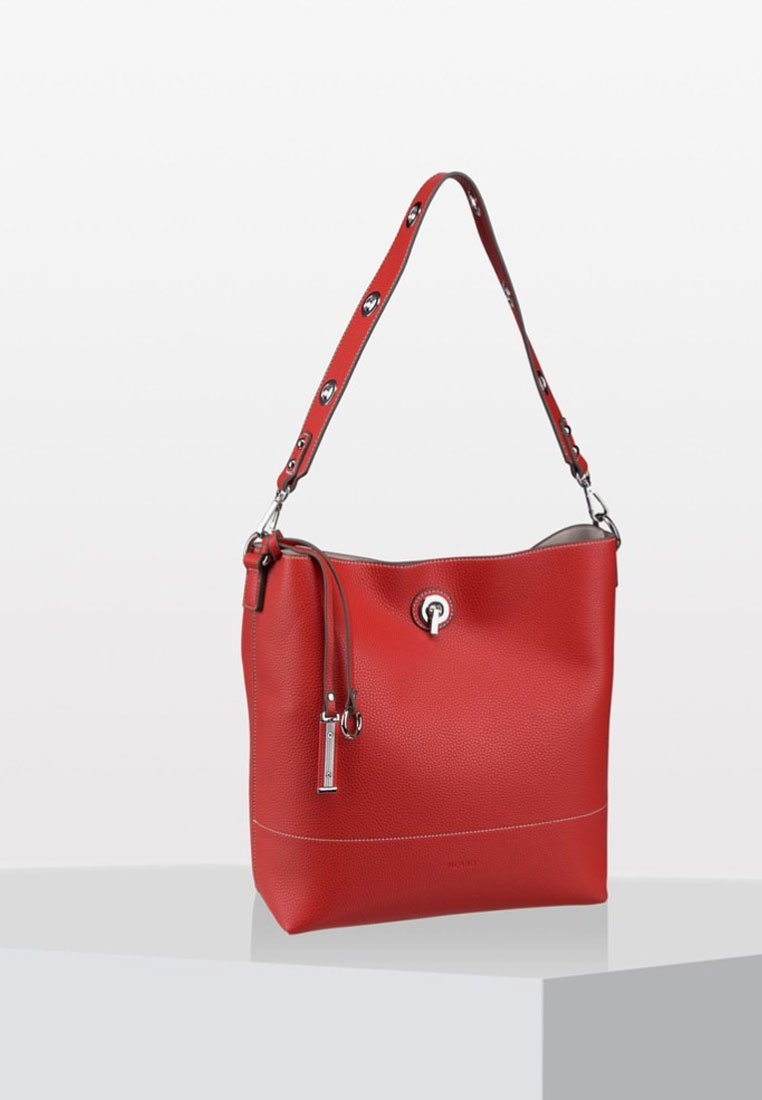 Picard - HARBOUR - Shopping Bag - red