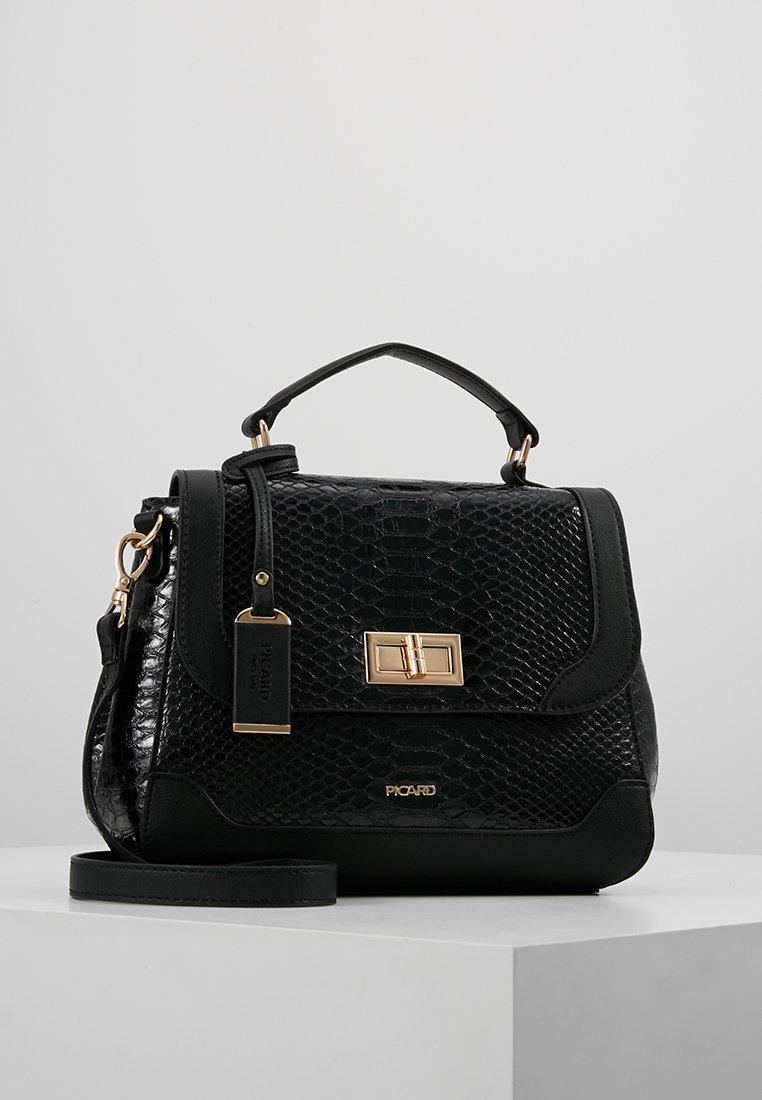 Picard - SNAPPY - Handtasche - schwarz
