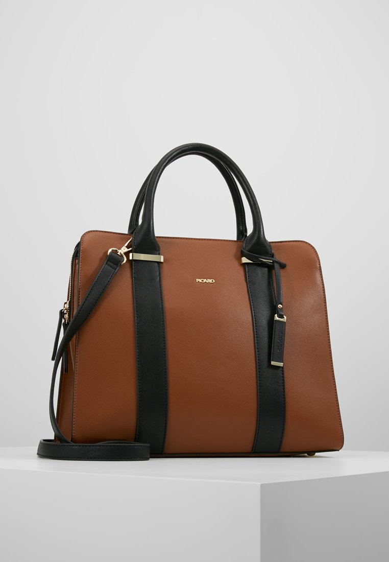 Picard - TRENCH - Handtasche - whisky