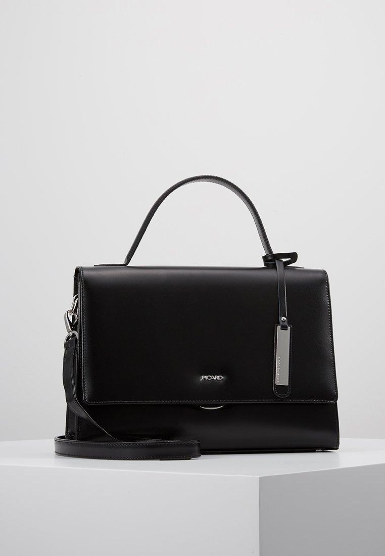 Picard - BERLIN - Handtasche - schwarz