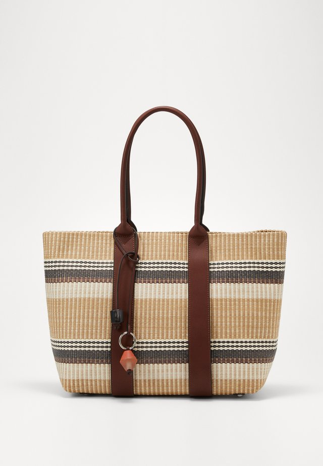 SEASIDE - Tote bag - beige