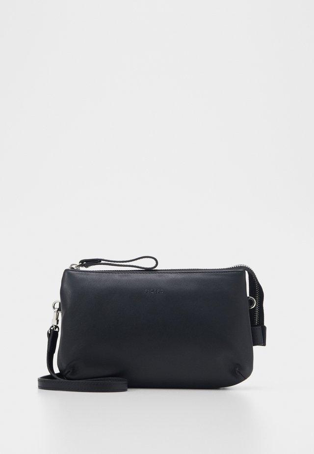 BUTTERFLY - Across body bag - schwarz