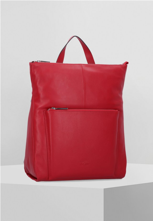 MAGGIE  - Sac à dos - red