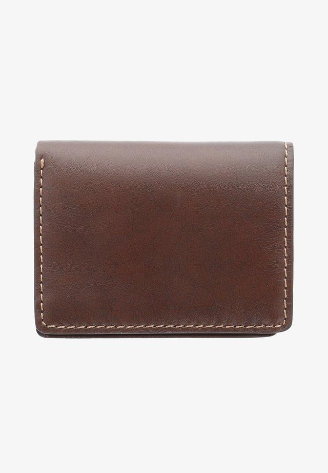 TOSCANA - Wallet - kastanie