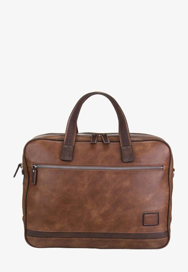 BREAKERS 2462 - Briefcase - brown