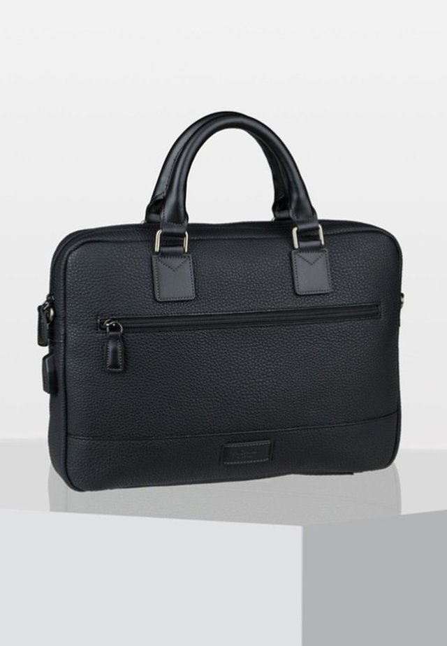 LUKE  - Briefcase - black