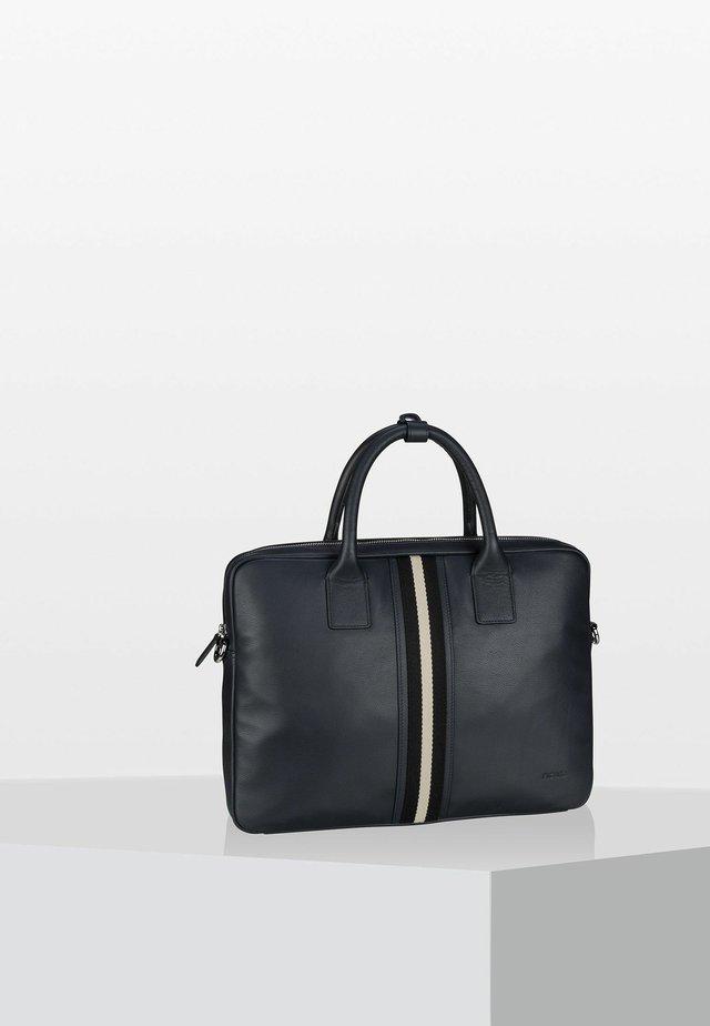 TORRINO - Briefcase - blue