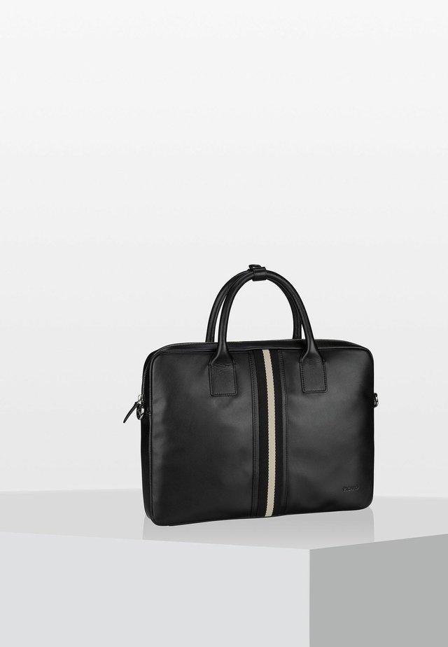 TORRINO - Briefcase - black