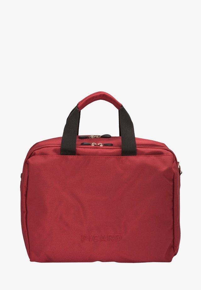 Laptop bag - red