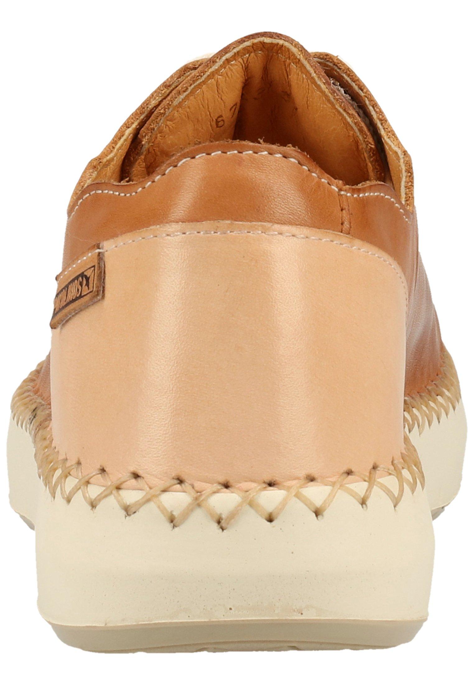 Pikolinos Chaussures À Lacets - Brandy