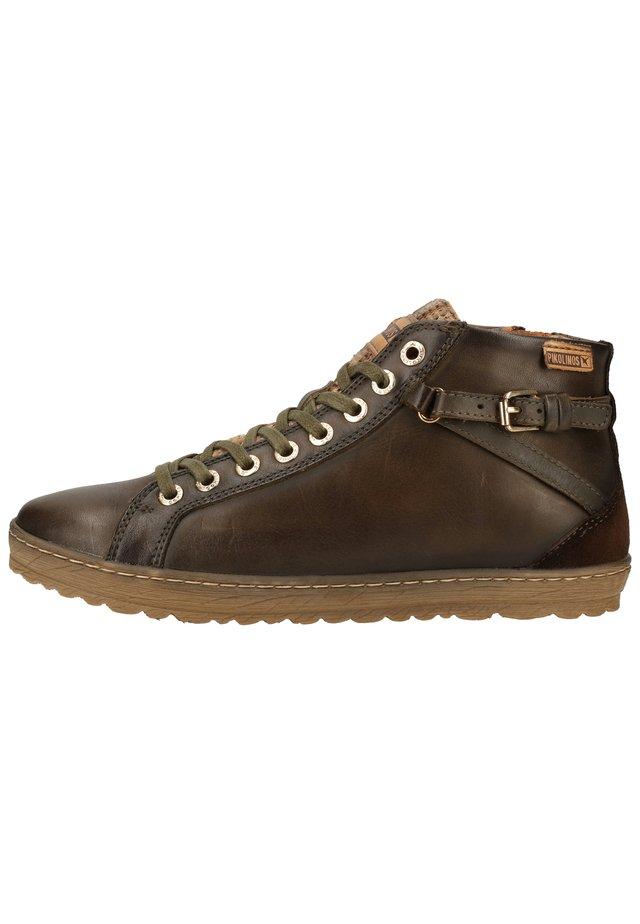 Sneakersy niskie - seamoss