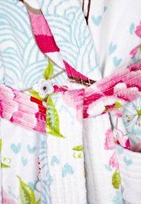 Pip Studio - BIRDS IN PARADISE - Dressing gown - white - 3
