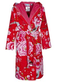 Pip Studio - BIRDS IN PARADISE - Dressing gown - red - 0