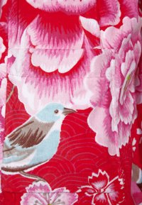 Pip Studio - BIRDS IN PARADISE - Dressing gown - red - 4