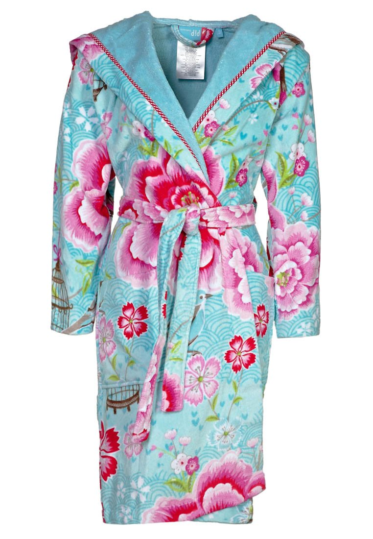 Pip Studio - BIRDS IN PARADISE - Dressing gown - blue