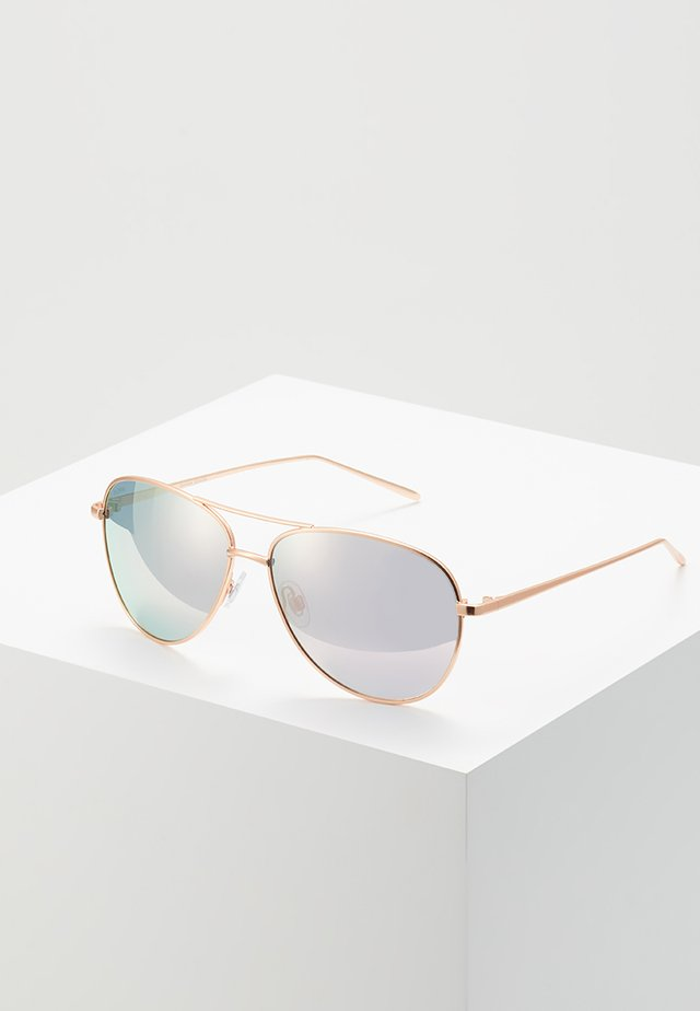 NANI - Sonnenbrille - rosegold-coloured
