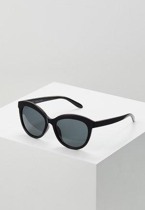 SUNGLASSES TULIA - Sluneční brýle - black