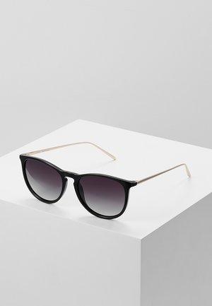 SUNGLASSES VANILLE - Sluneční brýle - black